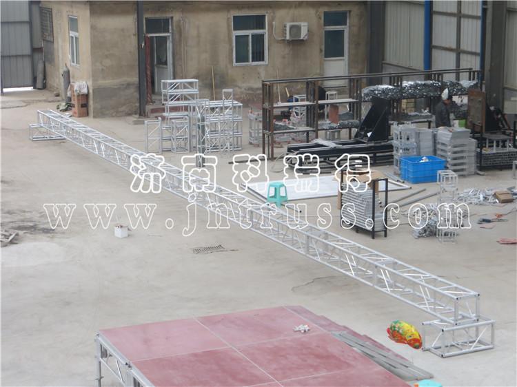 舞台桁架安装方法