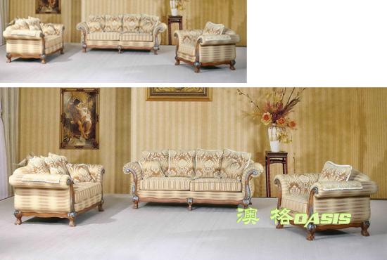 高档欧式沙发专业定制/欧式家具尺寸/深圳欧式沙发