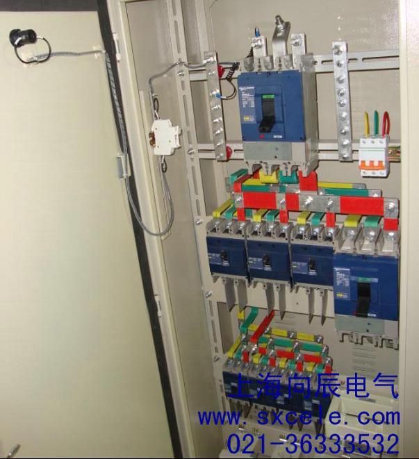 动力配电柜jxf接线图