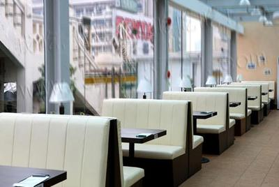 宜美家园建筑装饰工程/贵州餐厅沙发定制/贵州餐厅沙发订做