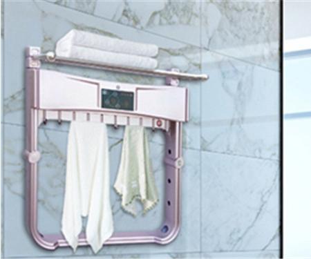 想买款式新的智能健康毛巾架就到金硕 智能散热毛巾架