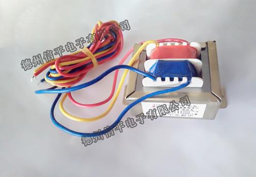 220V变15V带夹框小功率电源变压器DB572511