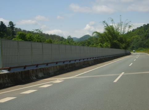 环境治理公路声屏障小区声屏障高速公路声屏障