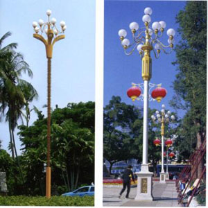 供甘肃陇南庭院灯和兰州太阳能庭院灯厂家
