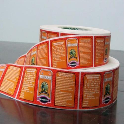 深圳药品标签公司 白酒不干胶标签印刷 深圳市正凯印刷有限公司