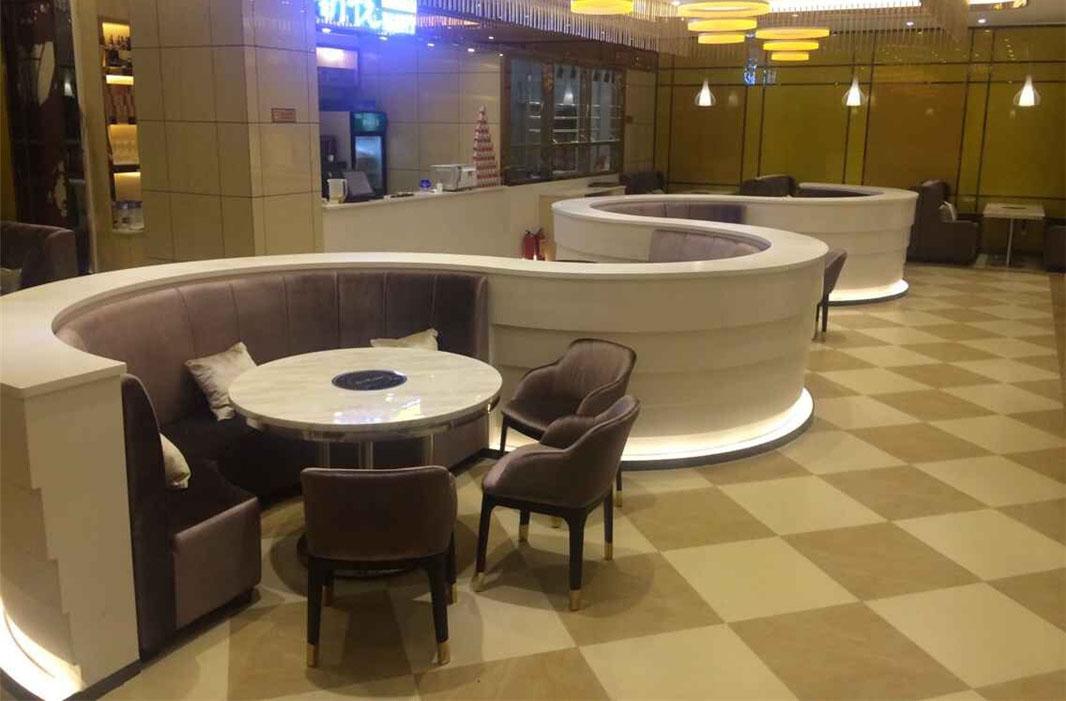 宜美家园建筑装饰工程/贵阳贵州餐厅沙发/贵阳贵州餐厅沙发供应
