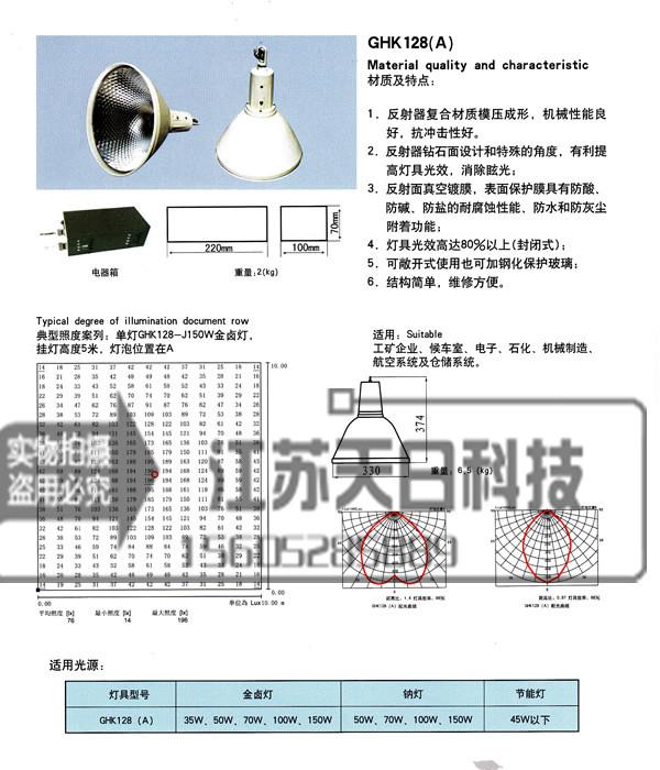 FYGC119A工厂灯, FYGC119B工厂灯, FYGC120A工厂灯, FYGC121工厂灯