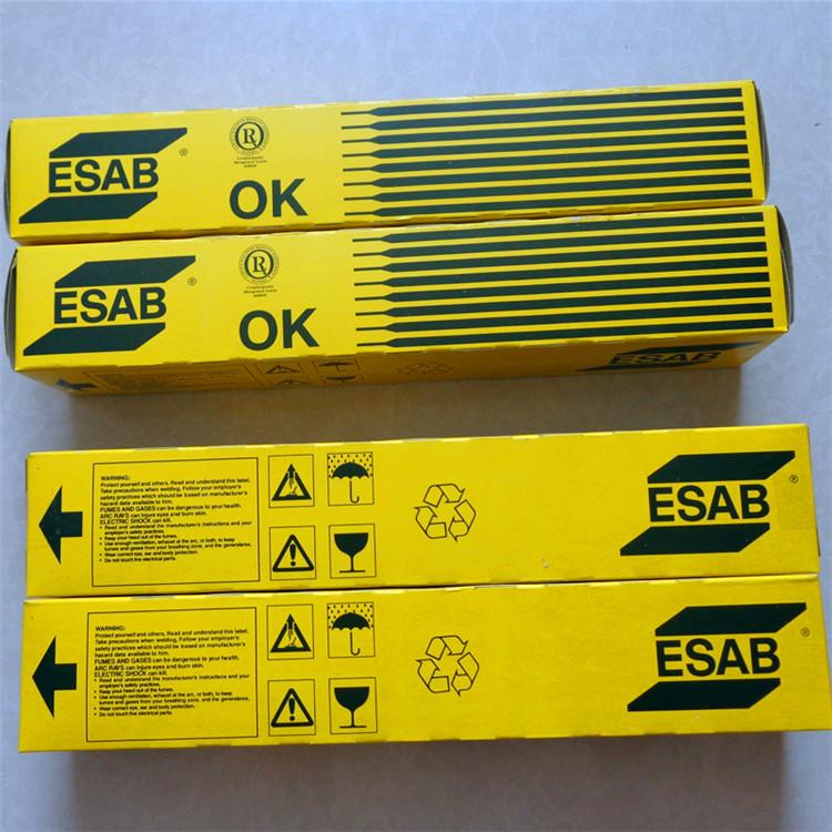 瑞典伊萨焊丝 ER70S-6焊丝 OK AristoRod 12.50焊丝