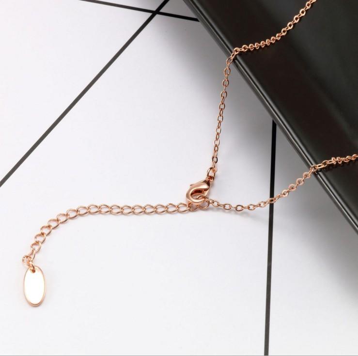 广州合金私人饰品定制生产厂家 防过敏时尚铜饰品配件项链