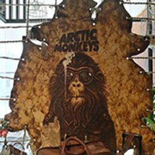 大汉传奇猩猴艺术品/乌托邦狼与人生活/广州无序之序文化传播有限公司