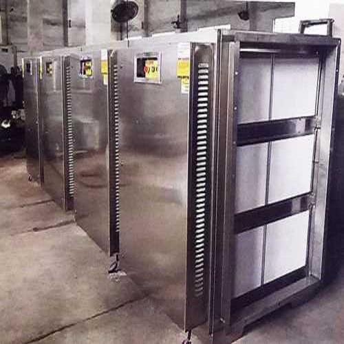 环保废气处理设备规格/移动伸缩房价格/济南海诺工程材料有限公司