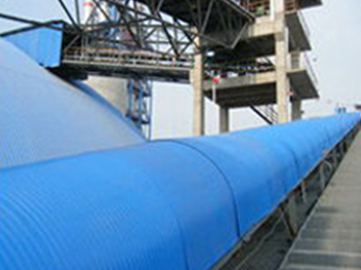 专业的输送机防雨罩厂家 安徽输送机防雨罩