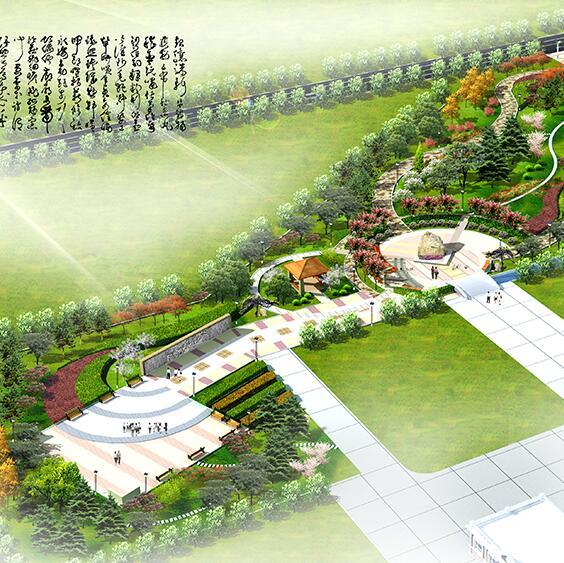 齐齐哈尔黑龙江居住区景观设计-黑龙江双晟景观工程-哈尔滨居住区景观设计