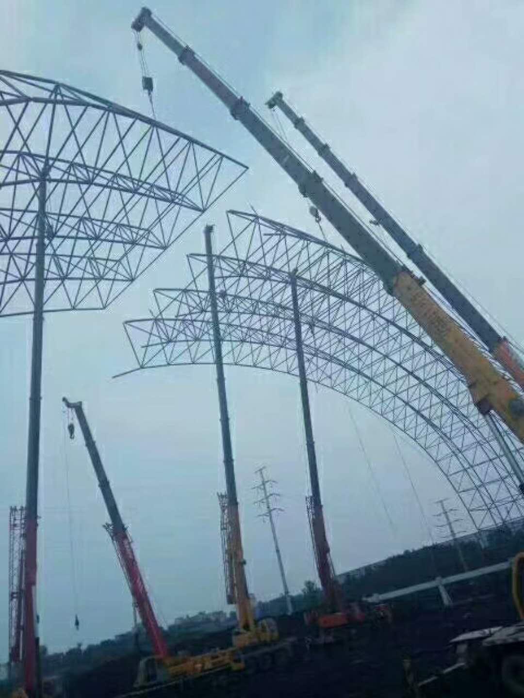 钢结构网架,螺栓球网架,网架设计