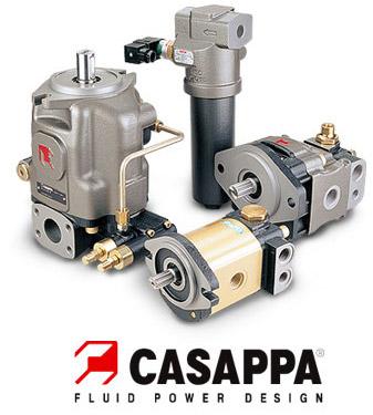 专业代理销售意大利CASAPPA齿轮泵
