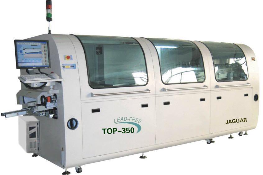 TOP-350新款无铅波峰焊机