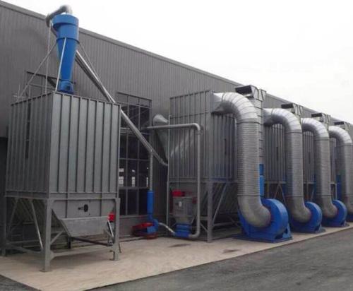 河北木工除尘布袋除尘器生产厂家