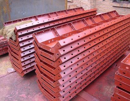 供青海玉树钢模板和格尔木箱梁模板