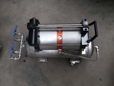气气增压泵