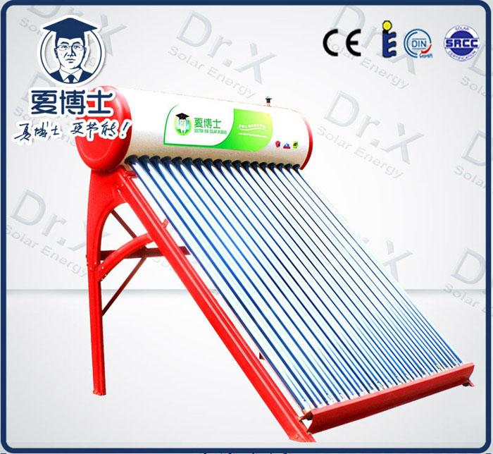 夏博士新能源_优质阳台壁挂太阳能热水器供应商——防冻型壁挂太阳能