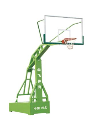 沧州知名的HF-1006移动拆装篮球架供应商|好的篮球架