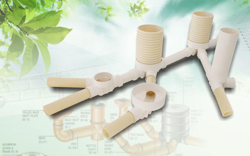 塑料检查井系列PVC塑料检查井