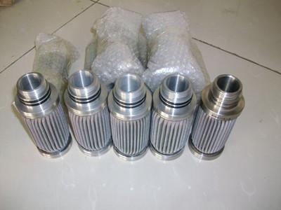 百通过滤器厂专业供应不锈钢滤芯-贺德克液压油滤芯