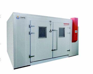 卡拓步入式湿热试验箱排气不足的处理措施