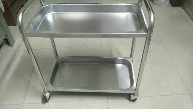 福临厨房设备厂——专业的平板小推车提供商——平板小推车多少钱