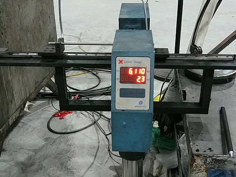 供应郑州市明锐电子科技报价合理的激光测径仪|采购激光测径仪