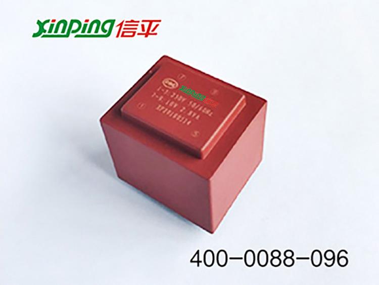 温控仪表器2.8W230变10灌封电源变压器