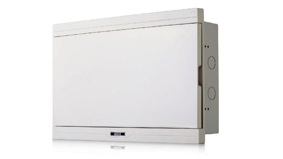 16位配电箱白色面罩