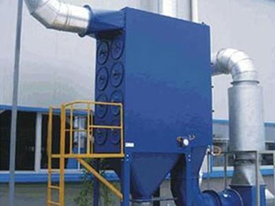 单体滤筒除尘器|滤筒收尘器-滤筒除尘器 清除悬浮尘粒-河北云轩环保