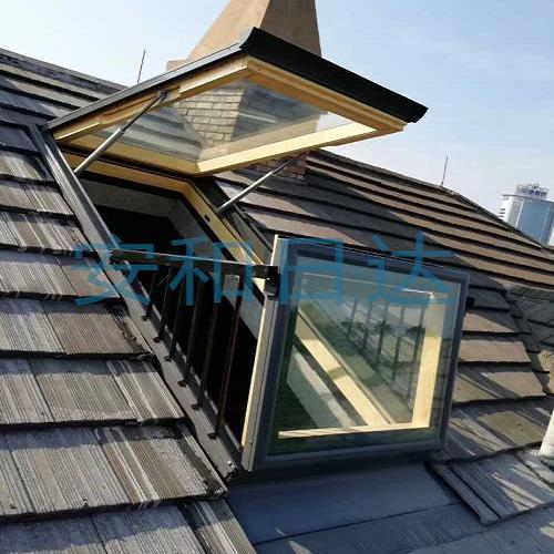 阳台窗/青岛阁楼采光窗/青岛安和日达工贸有限公司