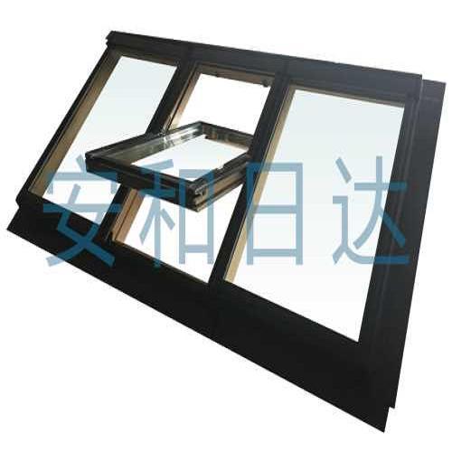天津安装地下室采光窗/生产安和日达天窗/青岛安和日达工贸有限公司