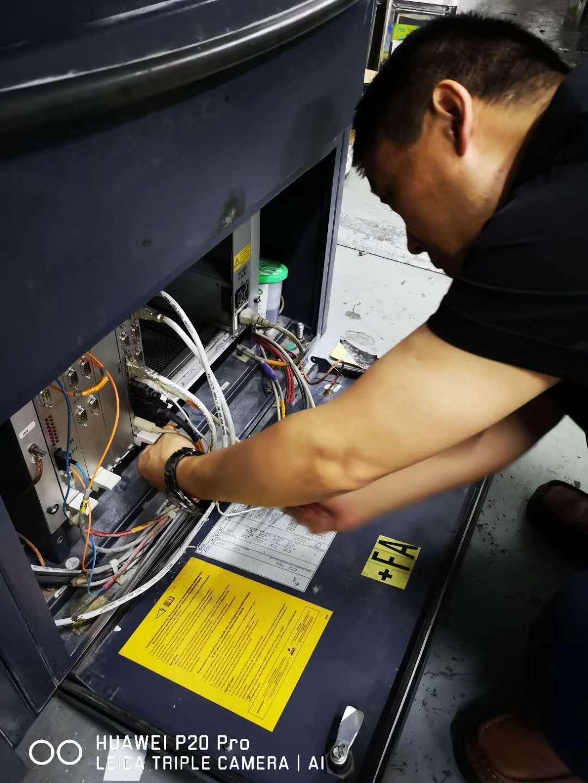 重庆罗兰印刷机维修