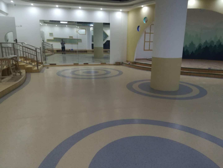 PVC地板系列硕驰商用地板