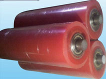优惠的无动力包胶滚筒供应信息 揭阳包胶滚筒