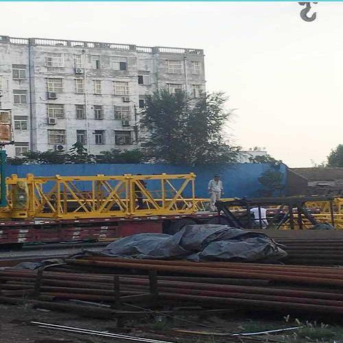 新式塔吊生產廠家 山東QT5010塔機 山東省臨清市建筑機械廠