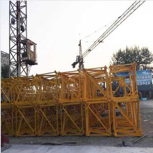 50塔機生產廠家/建筑用塔吊最新價格/山東省臨清市建筑機械廠