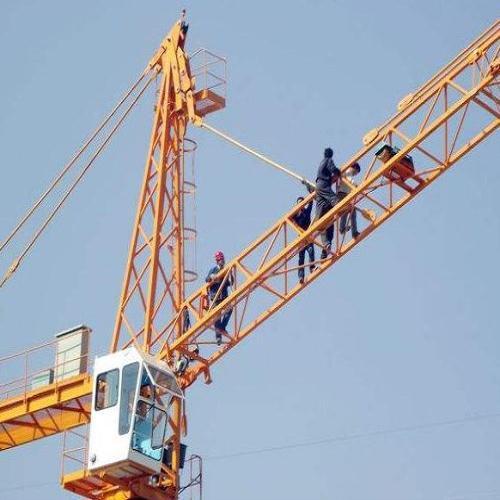QTZ80塔機批發零售-QTZ40塔吊生產廠家-山東省臨清市建筑機械廠