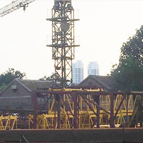QTZ80塔機 QTZ31.5塔吊新報價 山東省臨清市建筑機械廠