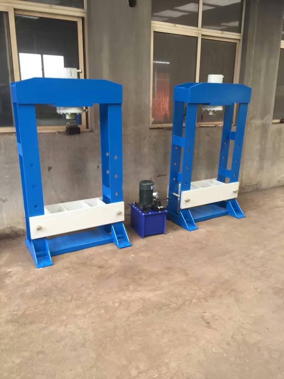 龙门式电动液压机