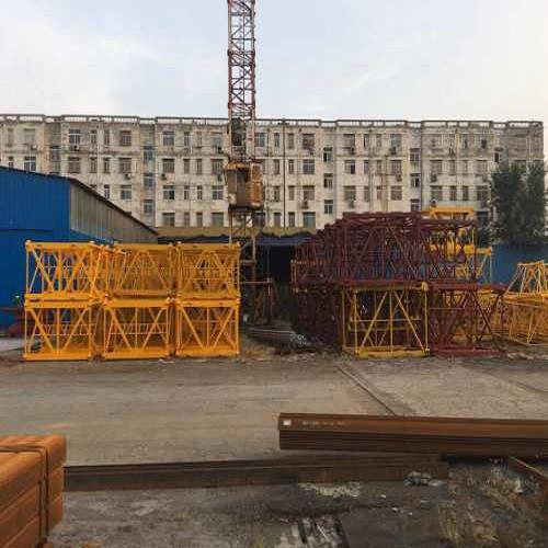 80塔吊生產廠家-QTZ80塔機正規生產廠家-山東省臨清市建筑機械廠
