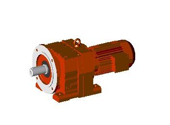 锐鑫机电提供有品质的斜齿轮减速机-R.F.S.K系列减速机哪个好