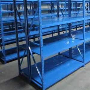 供甘肃兰州中型货架和白银订做货架公司