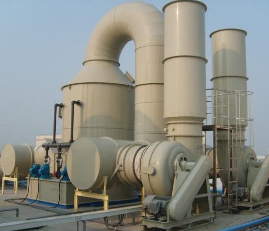 知名的玻璃钢脱硫塔供应商_潍坊民兴环保——锅炉脱硫塔供应商