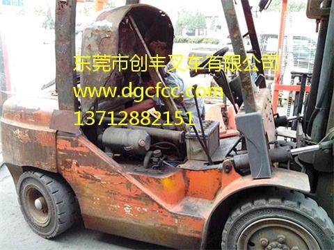 东莞仓储叉车维修-上哪找可靠的叉车维修服务