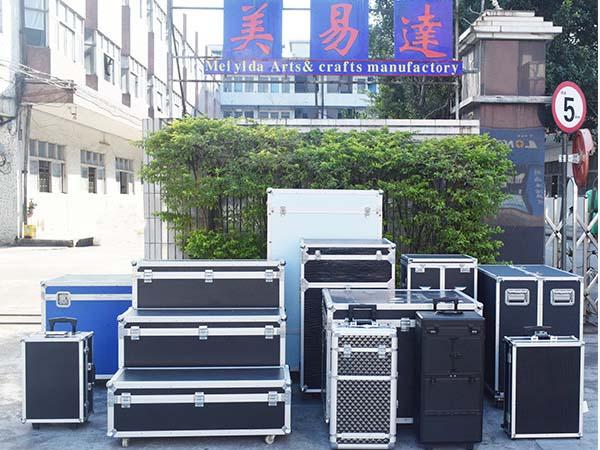 东莞美易达提供不错的航空箱定制服务 拉杆航空箱定制