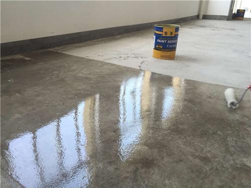 鹽城水泥地面起砂處理施工